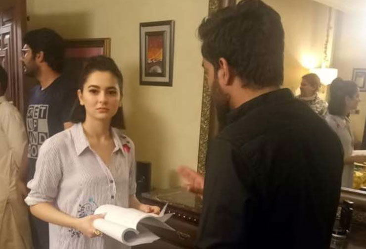 Hania-Amir-and-Yasir-Hussain-Fight